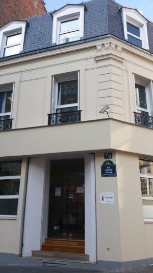 Ecole-facade
